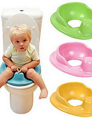 Kids Adjustable Fit Easy to Use PU Toilet Children Men and Women Bath Caddies