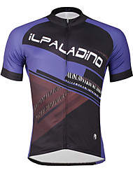 Breathable And Comfortable Paladin Summer Male Short Sleeve Cycling Jerseys DX751