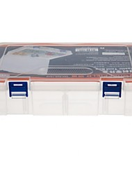 Steel Shield Parts Box 4 # (234X168X62Mm) Box Of Plastic Component Boxes / 1