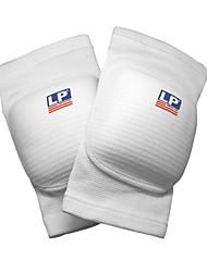 Unissex Joelheira Com Suporte Reforçado Protecção Respirável Vestir fácil Compressão Elástico Futebol Esporte benzóicoPoliéster PU