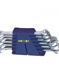 The Great Wall Seiko 6Pcscr-V Male English Tubing Wrench Set 8-14Mm3/8-11/16