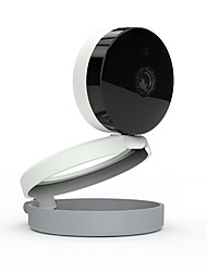 EasyN® P2P IP Camera 115V H.264 1.0 MP Indoor with IR-cut Day Night Motion Detection Wi-Fi