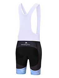 Cycling Bib Shorts Women's Ladies' Bike Bib Shorts Padded Shorts/Chamois Cycling Spandex Polyester Cycling Spring/Fall Summer Black White