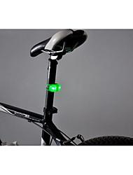 Велосипедные фары LED Велоспорт Широко распространенный Флуоресцентный Торшер / Uplight Лампы С регулируемой яркостью CR2032 Люмен Батарея