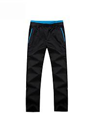 Per uomo Pantaloni da corsa Casual Pantalone/Sovrapantaloni per Corsa Esercizi di fitness Tessuto sintetico Largo M L XXL XXXL XXL-XXXL