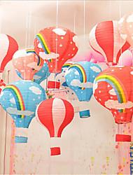 Hot Air Balloon 12-Inch/ 30CM Hot Air Balloon Paper Lanterns For Wedding Festival Party Decor