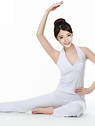Yoga Clothing Suits Fitness, Running & Yoga Casual Casual/Daily Sports Wear Women'sYoga Pilates Everyday Use Dancing