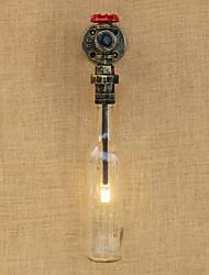 AC 220-240 110-120 3 G4 LED Retrò Paese Bronzo anticato caratteristica for LED Stile Mini Lampadina inclusa,Luce ambient Luce a muro