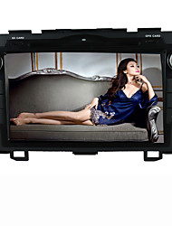 8inch 2 din lettore DVD dell'automobile nel cruscotto per Honda CR-V 2008-2011 con gps, BT, iPod, RDS