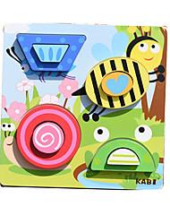 Bloques de Construcción Puzles de Madera Para regalo Bloques de Construcción Cuadrado 1-3 años de edad 3-6 años de edad Juguetes