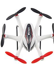 Drohne WL Toys Q282G 4 Kan?le 6 Achsen Mit 2.0MP HD - KameraFPV LED - Beleuchtung Ein Schlüssel Für Die Rückkehr Kopfloser Modus Schweben