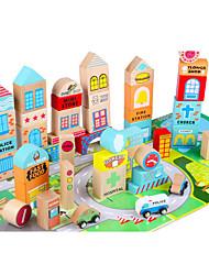 Blocos de Construir para presente Blocos de Construir 6 anos e acima 3-6 anos de idade Brinquedos