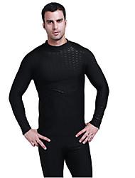 SBART Men's 1mm Wetsuits Dive Skins Wetsuit Top Waterproof Thermal / Warm Ultraviolet Resistant Softness Elastane Chinlon LYCRA®Diving