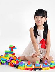 Costruzioni per il regalo Costruzioni Plastica 1-3 anni 3-6 anni Giocattoli