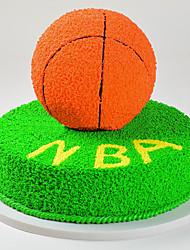 1pcs big semicircle Football Cake baking mold 10 inch cake mold football Cake Bakeware Tools