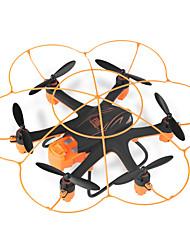 Dron WL Toys Q383-A 4 Canales 6 Ejes Con Cámara FPV Iluminación LED A Prueba De Fallos Vuelo Invertido De 360 Grados Flotar Con Cámara
