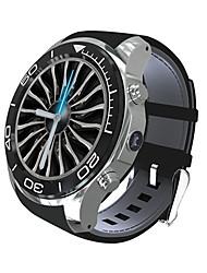 Reloj Smart Podómetros Cámara Monitor de Pulso Cardiaco Pantalla táctil GPS Anti-perdida SOS Despertador Recordatorio de Llamadas