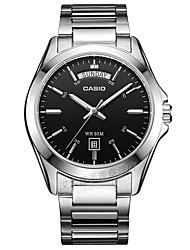 Casio Watch Pointer Series Classic Fashion Business Simple Waterproof Quartz Man Watch MTP-1370D-1A1