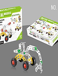 Jouet Educatif Jouets Pour Adultes Pour cadeau Blocs de Construction Automatique Fer Forgé 6 ans et plus 8 à 13 ans 14 ans & Plus Jouets