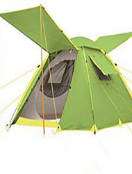 3-4 Personen Camping Polster Falt-Zelt Camping Zelt Sonstiges Material Camping & Wandern