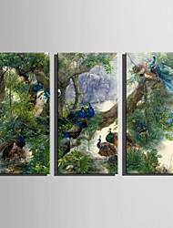 Холст для печати 3 панели Холст Вертикальная С картинкой Декор стены For Украшение дома