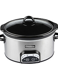 Kitchen Plastic 220V Multi-Purpose Pot Slow Cookers