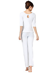 Yoga Clothing Suits Fitness, Running & Yoga Casual/Daily Sports Wear Women'sYoga Pilates Dancing