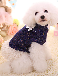 Dog Sweater Dog Clothes Keep Warm Solid