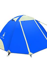 GAZELLE OUTDOORS 2 человека Световой тент Двойная Палатка Автоматический тент Сохраняет тепло Водонепроницаемость С защитой от ветра