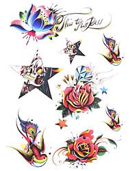Séries bijoux Séries animales Séries de fleur Séries de totem Autres Série message Blanc Série Série olympique Dessins Animés Série