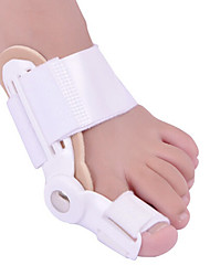 1PCS Toe Separator Big Toe Bone Bunion Shield Hallux Valgus Splint Pro Protector Corrector Alignment Foot Massager Pedicure Orthopedic Support Brace