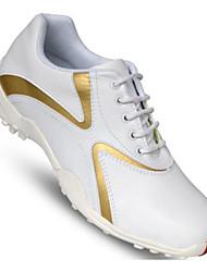 Chaussures de Golf Femme Golf Doux Des sports Sport extérieur Utilisation Exercice Sport de détente Style artistique Style moderne Stylé