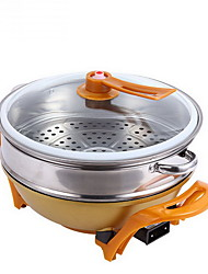 Multi - function Electric Baking Pan Home - suspended Double - sided Heating Cooker