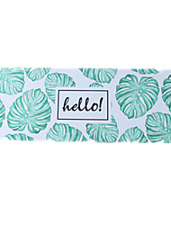 Nordic simple installation 2 tissu imperméable à l'épreuve des cheveux Tapis de souris 90 * 40cm