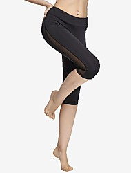Women's Running Quick Dry Stretchy Mesh/Net Indoor Athleisure