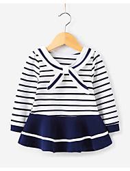 Girl's Print Dress