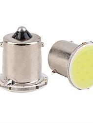 2pcs 3w dc12v blanc 1156 1157 lumière de signalisation 1cob lumière de marche arrière lumière de frein