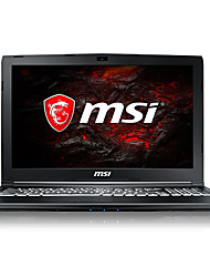 Msi gaming laptop 17.3 pouces intel i7-7700hq 8gb ddr4 128gb ssd 1tb hdd windows10 gtx1050ti 4gb gl72m 7rex-817cn