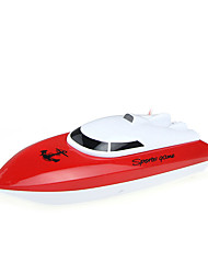 Coolplay CP802 charging outdoor toys radio control RC 4 Channels Waterproof Mini speed boat Airship