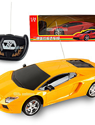 lamborghini Car 1:24 Brushless Electric RC Car 50/ 2.4G Ready-To-Go Remote Control Car Random Color