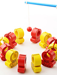 Fishing Toys For Gift  Building Blocks Wooden 6 Years Old and Above 1-3 years old 3-6 years old Toys