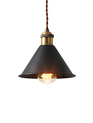 Vintage Pendant Lights Industrial 1-light Metal Dining Room Hallway Kitchen Cafe Bars Lighting