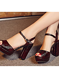 Women's Heels Basic Pump Comfort Real Leather Spring Casual Basic Pump Comfort White 2in-2 3/4in