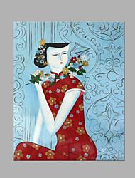 Abstracto,1 Painel Tela Estampado Decoração de Parede For Decoração para casa