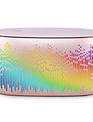 Soaiy S-52 Speaker HIFI Bluetooth 4.0 Dual Channel LED NFC 2000Amh