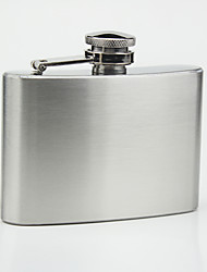 The Stainless Steel  2 - oz   Flask  Hip Flask