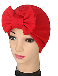 Для женщин Шапки Цветы Широкополая шляпа,Весна/осень Лето Пластиковая пленка Ткань Пэчворк Цветочный Разные цвета