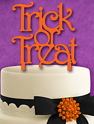 Custom-made Halloween cake decorating Halloween cake with acrylic cake