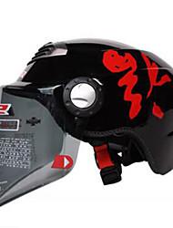 LS2 OF128 Motorcycle Helmet Helmet Helm Helmet Helmet Helmet Helmet Men And Women Motorcycle Half