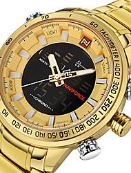 Муж. Спортивные часы Армейские часы Нарядные часы Модные часы Наручные часы Часы-браслет Повседневные часы электронные часы Японский